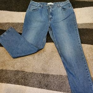 Faded Glory Classic fit Jean's size 18P